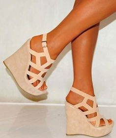 Lovely platform #shoes