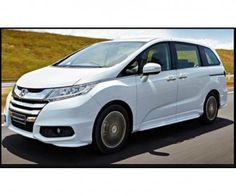 2017 Honda Odyssey Will Probably Have Awd Version The Release Date Of Us Spec Is Expected In End