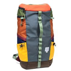Epperson Mountaineering - Rock Pack Tote Backpack, Hiking Backpack, Travel Backpack, Messenger Bag, Modern Backpack, Adventure Gear, Cool Backpacks, Hiking Gear, Mountaineering