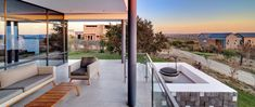 Contemporary Private Residence in Johannesburg South Africa by Evolve Architects evolvearch.co.za