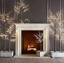 You must also pick the right design for the fireplace mantel. A fireplace may be used for many reasons at your dwelling. An indoor fireplace is a good accessory for a house, but in addition may have its disadvantages. Noel Christmas, Modern Christmas, Winter Christmas, All Things Christmas, Christmas Fireplace, Christmas Lights, Cozy Fireplace, Beautiful Christmas, White Fireplace