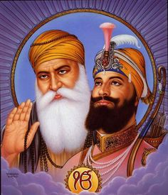 Dhan Dhan Guru Nanak Dev Ji,Dhan Dhan Guru Gobind Singh Ji