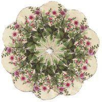 Dresden Kaleidoscopes - Quilting Board