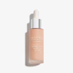 I love this new Lumene Instant Glow Beauty Serum! It gives such pretty glowy coverage and it's super quick to apply with just your fingers. You can't over do this foundation!