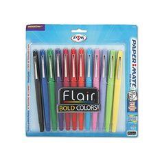 My favorite journaling pens.