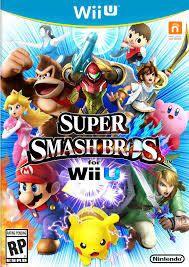 Super Smash Bros [Nintendo Wii U Game]