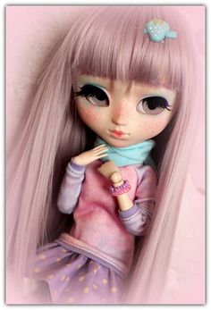 https://flic.kr/p/yXzH73 | Lollypop [ADOPTED] | [Pullip FC (make-up Poison Girl)]