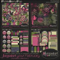 Jumpstart Your February ~ The Complete Collection {by Jumpstart Designs}