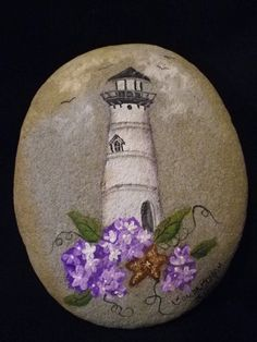Lighthouse by bonhamrocks on Etsy