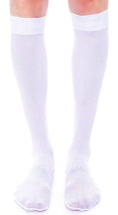 Leg Avenue Prep School Girl Knee Socks | Dolls Kill