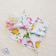 Szundikendő, színes madarak   Luanna Baby • egyedi gyermekruha Luanna, Bows, Bikinis, Arches, Bowties, Bikini, Bikini Tops, Bow, Bikini Set