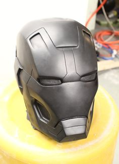 Iron Man 3 Helmet Replica Blank Cast by RevDesignIndustries