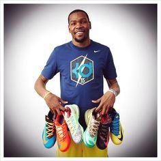 ✭ KD & Nike | Love & Cash