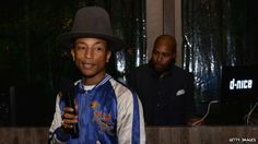 Third time lucky for Pharrell Williams′ Happy