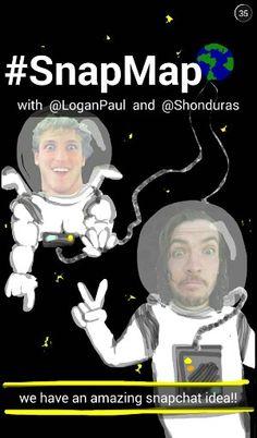 Logan Paul and Shonduras (I don't remember his name..)
