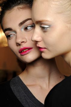 Pat McGrath for Christian Dior 2013 AW