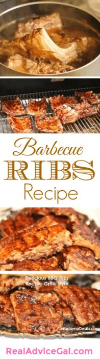 These delicious grilled ribs were so simple my daughter prepared the marinade and helped grill them. Everyone will love this kids BBQ recipes. Barbecue Recipes, Grilling Recipes, Cooking Recipes, Cooking Tips, Rib Recipes, Dinner Recipes, Yummy Recipes, Side Dishes For Bbq, Main Dishes