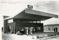 gas station architecture - Pesquisa Google