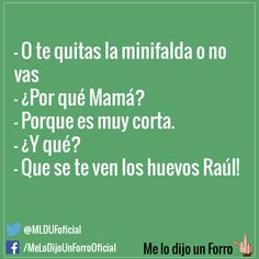 Que no Raúl ! - Malainfluencia