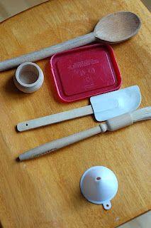 Some Montessori infant ideas
