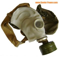 Improved Universal Russian popular gas mask was made for civil and military purposes. Designed to protect the respiratory system, eyes and scalp. Protection against toxic substances, germs and toxins.Often used by Stalkers in Chernobyl zone. Gas Mask For Sale, Masks For Sale, Russian Gas Mask, Military Soldier, Army Surplus, Respiratory System, Chernobyl, Gas Masks, Filter