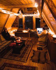 """Mi piace"": 8,318, commenti: 75 - Wild Cabins (@wild_cabins) su Instagram: ""Photo by: @goreenor // @wildcabins_magazine"""