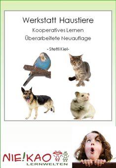 """Werkstatt """"Haustiere"""" - Kooperatives Lernen Einzel-CD"""