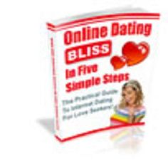 Online Dating Bliss In 5 Simple Steps. Online dating is not all fun and games and there are a lot of things that a person has to know about online dating before one gets into the intricacies of it. rom0.03