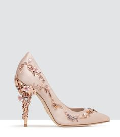 16 Ideas for wedding shoes blush pink high heels Bridal Heels, Wedding Shoes Heels, Prom Shoes, Fancy Shoes, Cute Shoes, Me Too Shoes, Just Fab Shoes, Rosa High Heels, Pink High Heels