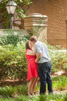 {Real+Curvy+Engagement}+Sweet+Charleston+Proposal+|+Casey+Hendrickson+Photography