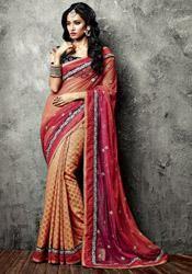 IIFA sarees - Catalog By Vishal Fashion (Grand Debut at IIFA award 2014) now available at G3Fashions Visit http://www.g3fashions.in/women-ethnicwear-sarees-iifasarees.html