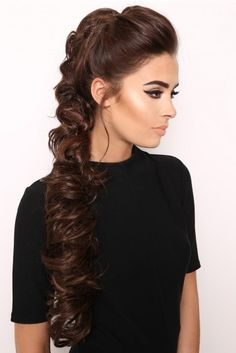 Long Clip in Volume Hair Piece