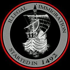 americas illegal immigration Of course they were the native americans who lived in the territory taken by the  pilgrims never gave permission to the invaders to live there permanently.