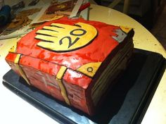 MY BIRTHDAY IS IN A FEW DAYS I WANT THIS CAKE OMG