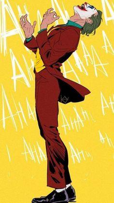 Joker Film): Image Gallery - Page 3 Joker Comic, Le Joker Batman, Joker Film, Joker Dc Comics, Arte Dc Comics, Joker Art, Joker And Harley Quinn, Comic Art, Batman Arkham