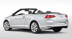 Wew, Volkswagen Golf Cabriolet? Kenapa Tidak #info #BosMobil