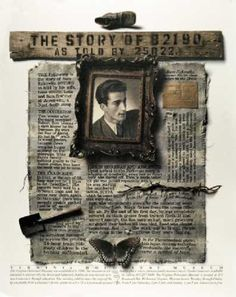 Read more: https://www.luerzersarchive.com/en/magazine/print-detail/virginia-holocaust-museum-14940.html Virginia Holocaust Museum The story of 82190 as told by 25022. Tags: The Martin Agency, Richmond,Christopher Gyorgy,Chris Jacobs,Kip Dawkins Photography,Virginia Holocaust Museum