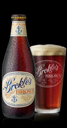 Anchor Brewing Brekle's Brown Ale Beer