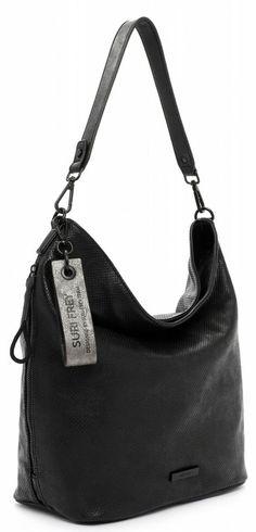 Damenhandtasche Suri Frey Black Fany schwarz