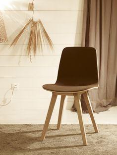 Our Kuskoa chair designed by Jean Louis Iratzoki