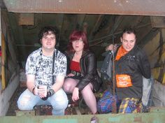 dangerous photo of friends in an unstable trash crusher in Salford Photo - Google Photos Salford, Manchester, England, Friends, Google, Photos, Amigos, Pictures, English