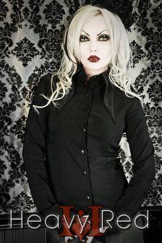 black pinnacle dress shirt