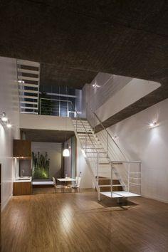ANH #House by Sanuki + Nishizawa #Architects