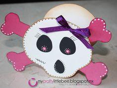 Cajita para dulces de Halloween.  Visita mi blog para ver mas diseños!
