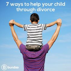 Parents can help their children cope with the stress of divorce. Learn 7 ways to help your child deal with your separation.