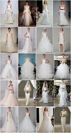 wedding trends 2013 bridal dress from new york bridal fashion week