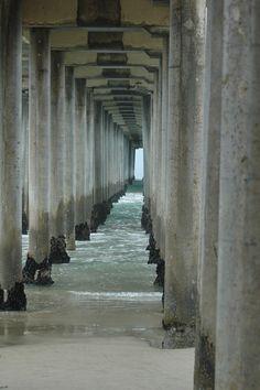 Huntington Beach, CA  #beach #California