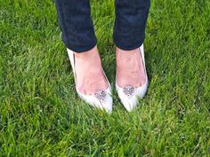 Lulu Frost Shoe Clips