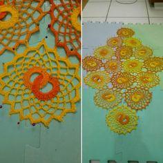 Far away from perfection but ok... And finished  #crochet #häkeln #haken #hook #instacrochet #crochetersofinstagram #doily #tischdecke #hobby #handarbeiten #ilovecrocheting #yarn #crochetaddict #crochetblog #yarnlover #instacrocheting #lavoriuncinetto #crochetdoily #häkelnisttoll #häkelnmachtglücklich #häkelnberuhigt by chrissie_du
