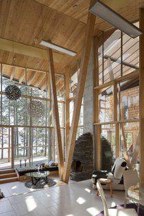 Koponen: house on Lake Saimaa in Finland